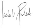 Logo Isabel Pulido